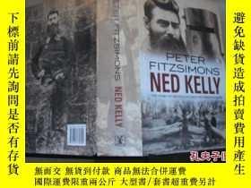 二手書博民逛書店PETER罕見FITZSIMONS NED KELLYY2058