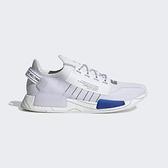 Adidas NMD_R1.V2 [GX0544] 男 休閒鞋 運動 愛迪達 三葉草 經典 彈力 襪套 緩震 潮流 白