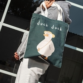 帆布包女單肩斜跨日繫學生帆布袋布袋大容量韓版原宿ins手提包
