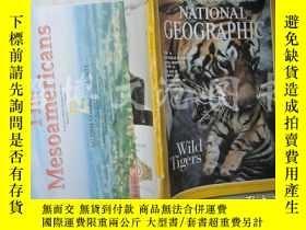二手書博民逛書店National罕見Geographic December 1997 有地圖【英文原版】Y16472