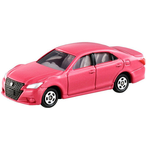 TOMICA NO.092 TOYOTA CROWN ATHLETE_TM092A 多美小汽車