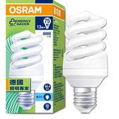 『歐司朗OSRAM』13W 螺旋燈泡
