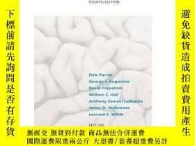 二手書博民逛書店Neuroscience,罕見Fourth EditionY255562 Dale Purves Sinaue