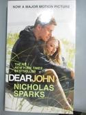 【書寶二手書T6/原文小說_KJM】Dear John_Nicholas Sparks