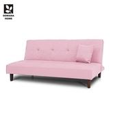 【多瓦娜】波妮貓抓皮DIY沙發床粉紅