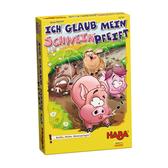 【德國 Haba 兒童桌遊】人際互動- 瘋狂豬賽道 TA302391