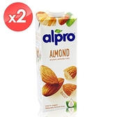 【南紡購物中心】【ALPRO】原味杏仁奶2瓶組(1公升*2瓶)