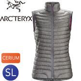 【ARC TERYX 始祖鳥 Cerium SL Vest  刷色鎳灰 羽绒背心】Cerium SL Vest/羽绒背心/保暖背心/背心★滿額送