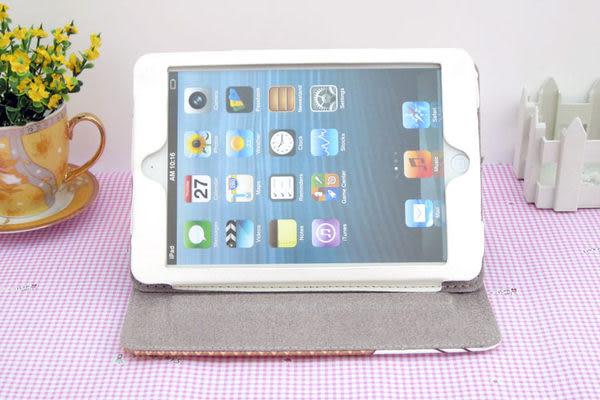 【世明國際】買一送一_iPad mini mini2 mini3 眼鏡男孩女孩 情侶款 ipadmini 皮套 智慧休眠 保護套