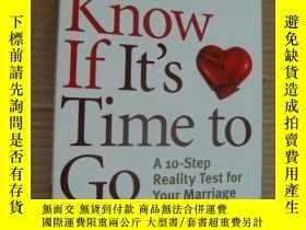 二手書博民逛書店How罕見to Know If It s Time to Go: