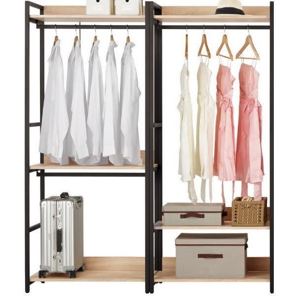 衣櫃 衣櫥 MK-072-4 艾麗斯5.2尺組合衣櫥 【大眾家居舘】