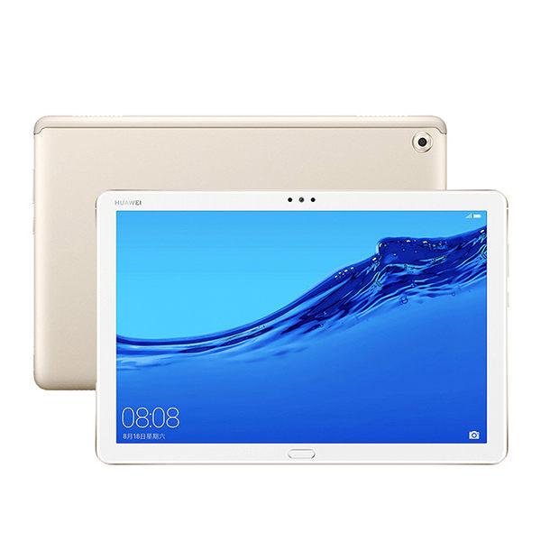 【限時特賣】HUAWEI華為 MediaPad M5 Lite 10.1吋 (3GB/32GB) 平板電腦 送平板座+觸控筆+保護套