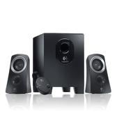 Logitech 羅技 Z313 三件式 音響 喇叭