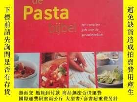 二手書博民逛書店de罕見Pasta bijbel Een complete gi