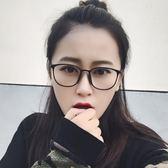 輕盈tr90眼鏡框女男款韓版潮 復古眼鏡框圓臉全框近視眼鏡架