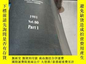 二手書博民逛書店THE罕見ENGINEERING INDEX.1981.Vol.
