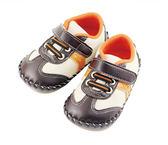 Swan天鵝童鞋-冰淇淋休閒學步鞋1450-咖