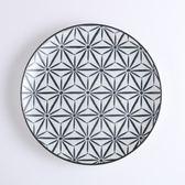 日本KOMON圓盤23.5cm 麻葉