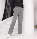 FINDSENSE H1秋季 新款 潮男 日本 個性 復古格子 寬鬆 舒適 百搭