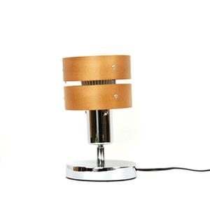 [LEDA THEATER]木圈小桌燈/迷你落地燈/間接照明小燈具原木色