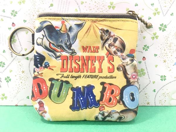 【震撼精品百貨】Dumbo_小飛象~迪士尼小飛象零錢包/收納包-復古樂園#71595