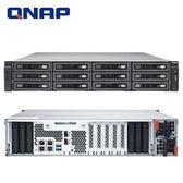 QNAP 威聯通 TES-1885U-D1521-32GR 18Bay NAS 網路儲存伺服器