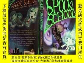 二手書博民逛書店spook罕見school 幽靈學校Y200392