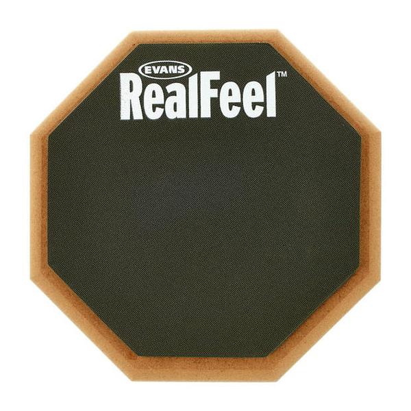 小叮噹的店 EVANS RF-6D HQ Realfeel 6吋雙面打點板 EVPT-RF6D