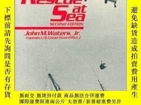 二手書博民逛書店Rescue罕見at Sea-海上救援Y443421 John M. Waters (E... Naval I