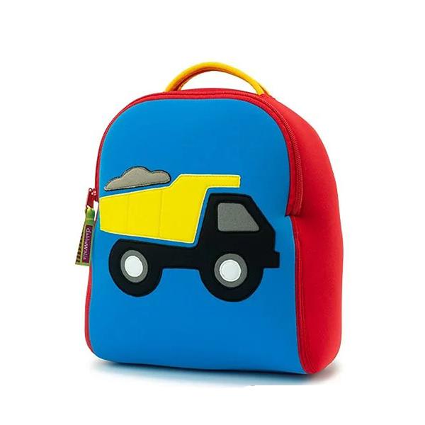 防走失後背包 1-4歲 學走寶寶推薦 沉穩堆土車 (嬰幼兒/兒童/小孩/小朋友/孩童)