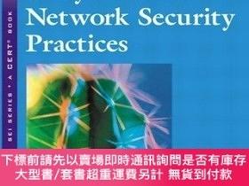 二手書博民逛書店The罕見CERT Guide to System and Network Security Practices-