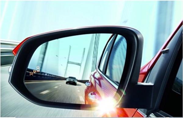 【車王汽車精品】日產 Sentra Teana March Livina X-trail 盲點偵測系統 鏡片替換式