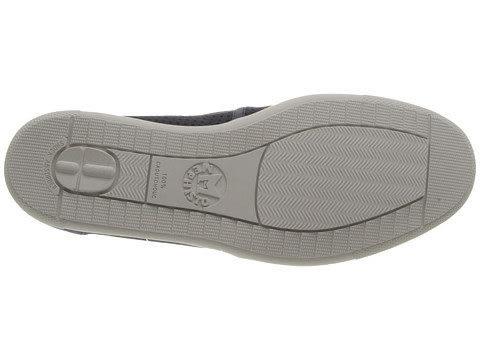 MEPHISTO 洞洞透氣皮革休閒懶人鞋 藍 P5110602 男鞋