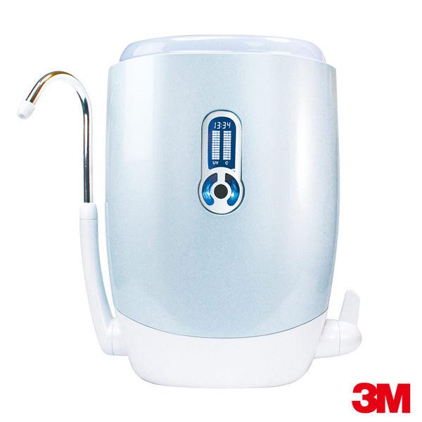【買就送3M Filtrete AC300龍頭式濾水器特惠組】//除鉛首選推薦// 3M 櫥上型紫外線抑菌淨水器 UVA2000