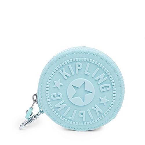 【美國代購】Kipling Marguerite Coin Purse Teal Tonal