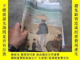 二手書博民逛書店EDOUARD罕見MANET IMPRESSIONS OF TH