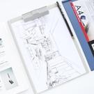 多功能板夾A4量房板夾繪畫夾板文件夾速寫...