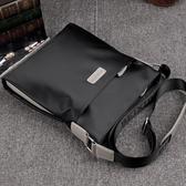 公文包男士側背包帆布男斜背小包包背包休閒運動包時尚韓版潮跨包公文包 新品