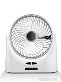 usb小風扇可充電臺式電扇手持小型寢室床上大風力制冷空調電風扇家用