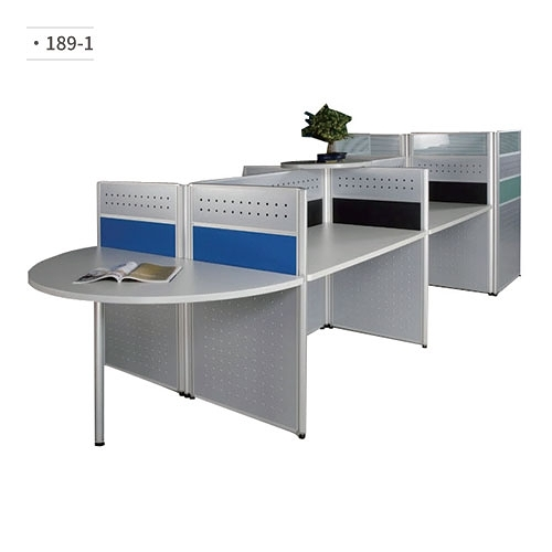 辦公桌 (高隔間屏風) 189-1 (請來電詢價)