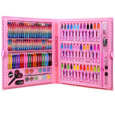 618好康鉅惠 兒童150色水彩筆套裝蠟筆文具組合幼兒園