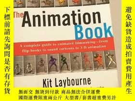 二手書博民逛書店The罕見Animation Book: A Complete