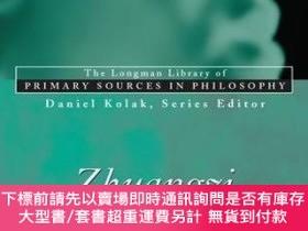 二手書博民逛書店Zhuangzi罕見(longman Library Of Primary Sources In Philosop