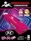 X360/X1手把Brook超級轉接器Wingman XE 相容PS4主機 手把轉接器 免引導 可熱插拔【玩樂小熊】