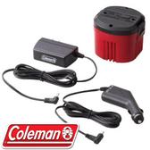 【Coleman 美國 CPX6 充電池組】CM-0322JM000/充電器/充電電池/附電源線/適用電子燈★滿額送