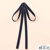 領帶領結 領結女學院風英倫韓版系帶飄帶系帶學生百搭甜美可愛領帶襯衫裝飾 聖誕節