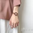 北歐輕奢小眾手錶女學生韓版簡約小錶盤復古港風文藝小巧精致chic 小時光生活館