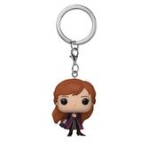 POP鑰匙圈迪士尼 冰雪奇緣 安娜