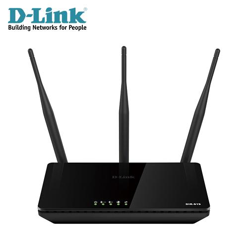 【D-Link 友訊】DIR-819 AC750雙頻無線路由器