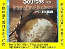 二手書博民逛書店information罕見sources for interna